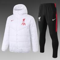 Ensemble Doudoune Liverpool FC saison 2020-2021