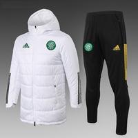 Ensemble Doudoune Celtic FC saison 2020-2021