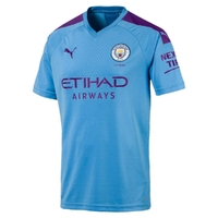 Maillot homme domicile Manchester City FC 2019-2020 Nike