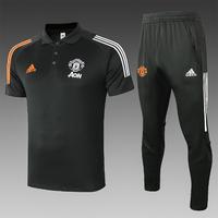 Ensemble Polo Manchester United saison 2020-2021