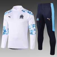 Training Olympique de Marseille saison 2020-2021