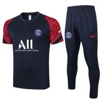Ensemble Training PSG saison 2020-2021