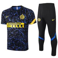 Ensemble Training Inter Milan saison 2020-2021