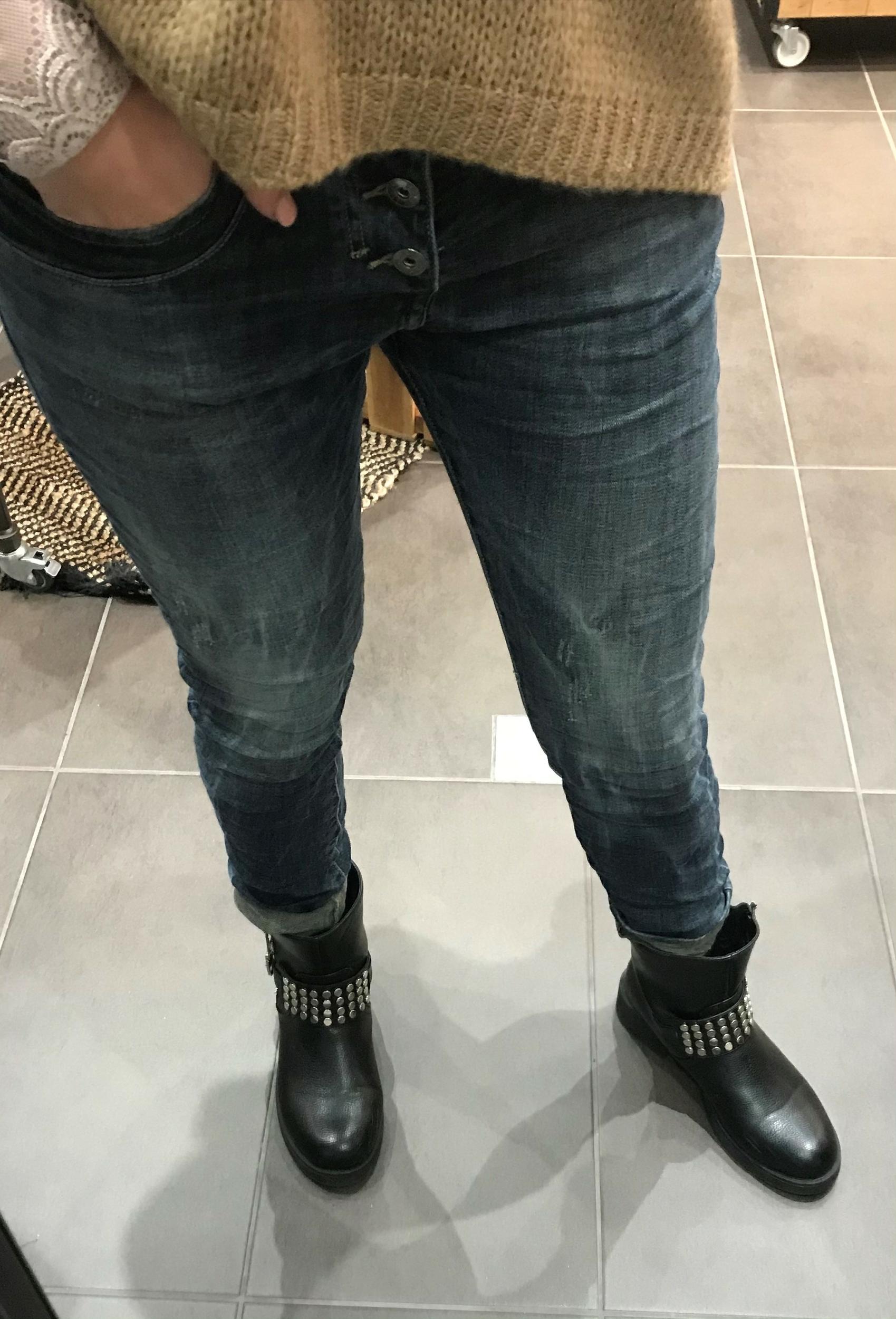 Jeans PDJ Délavé