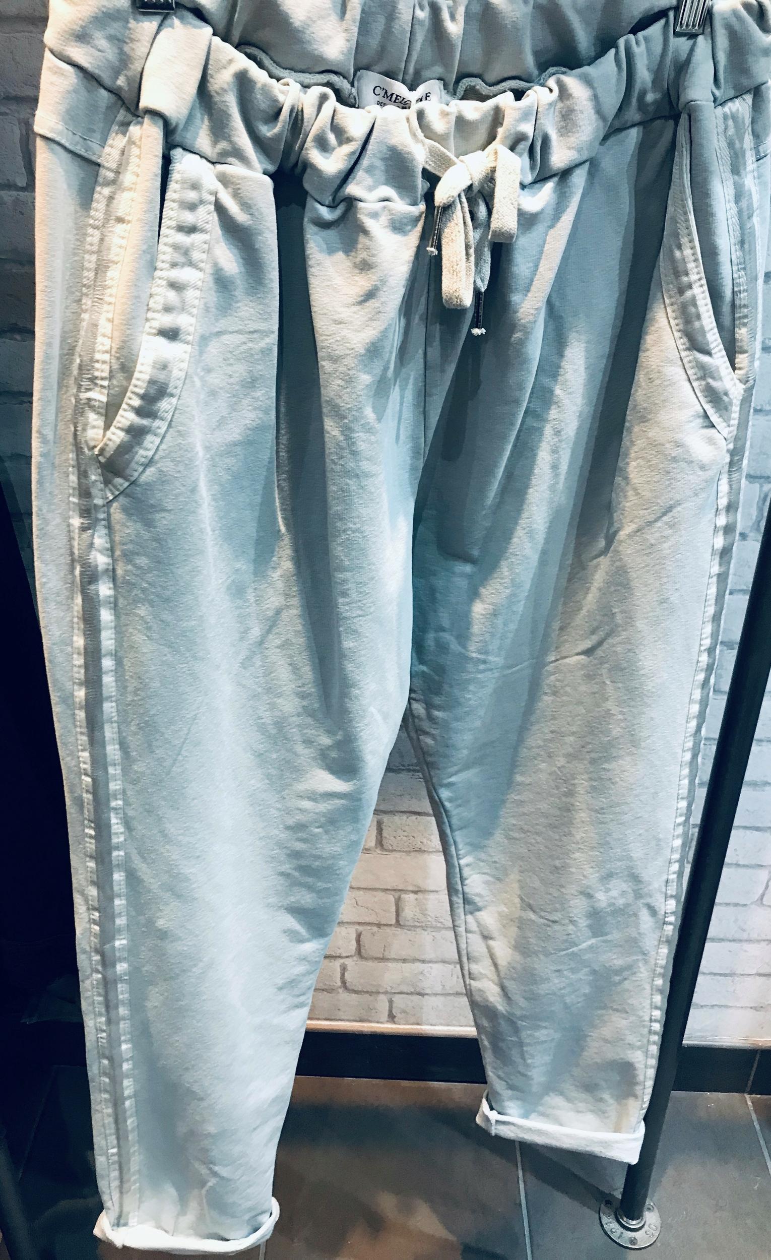 Pantalon Gt  Souris  Gris