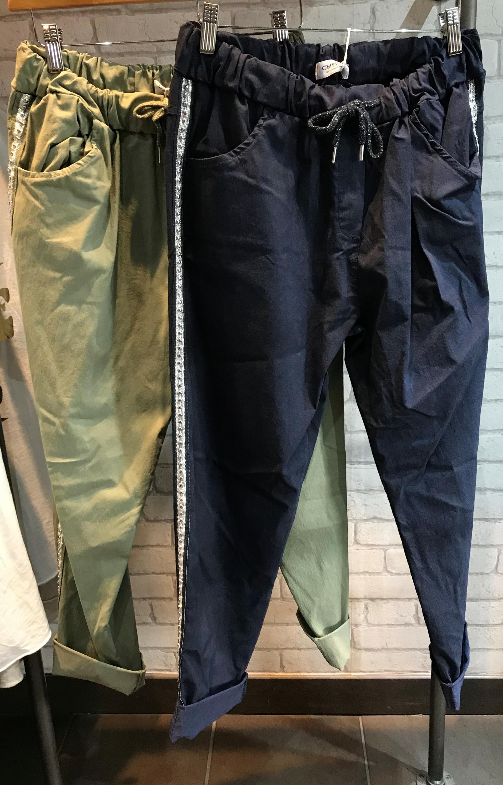 Pantalon GT  Ligne Marine ou Kaki