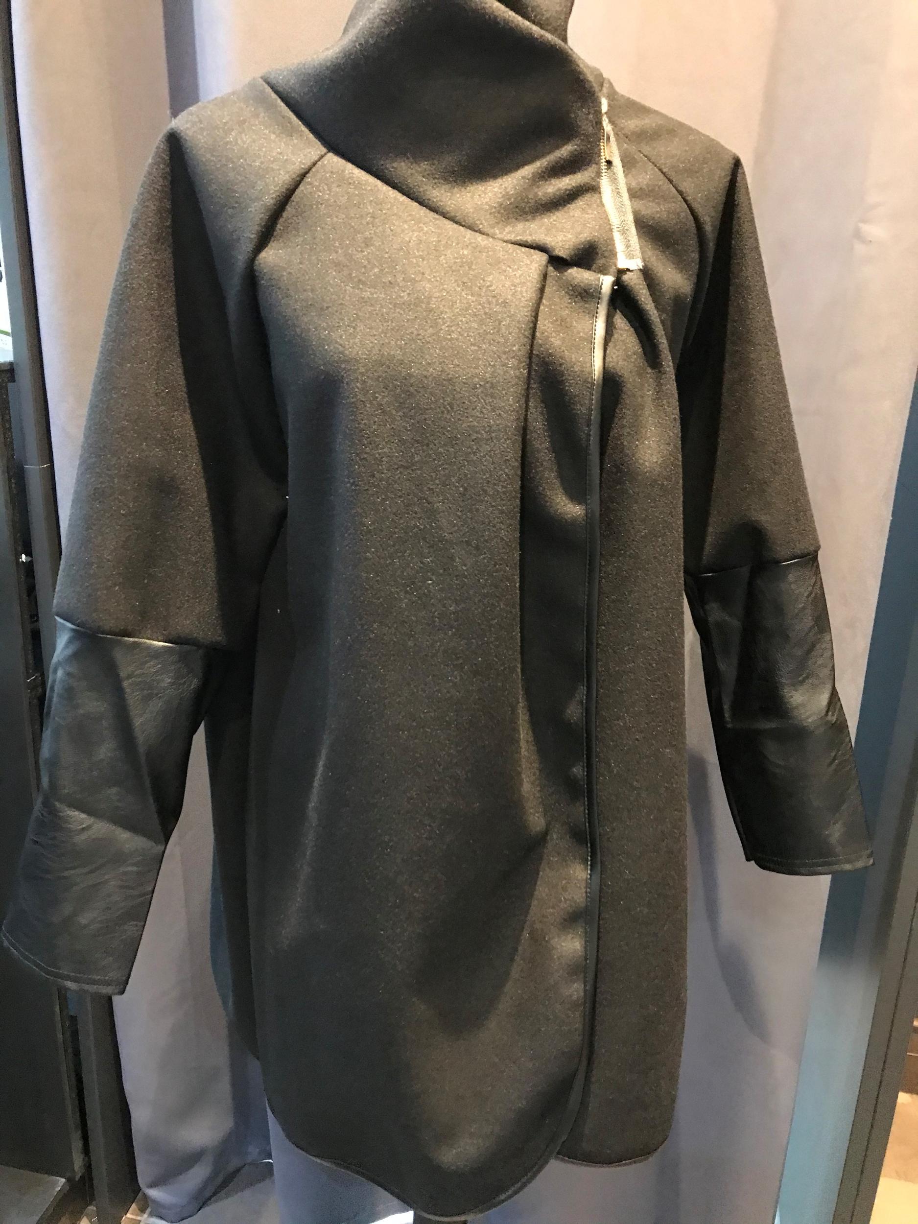Gilet GT Simili Noir