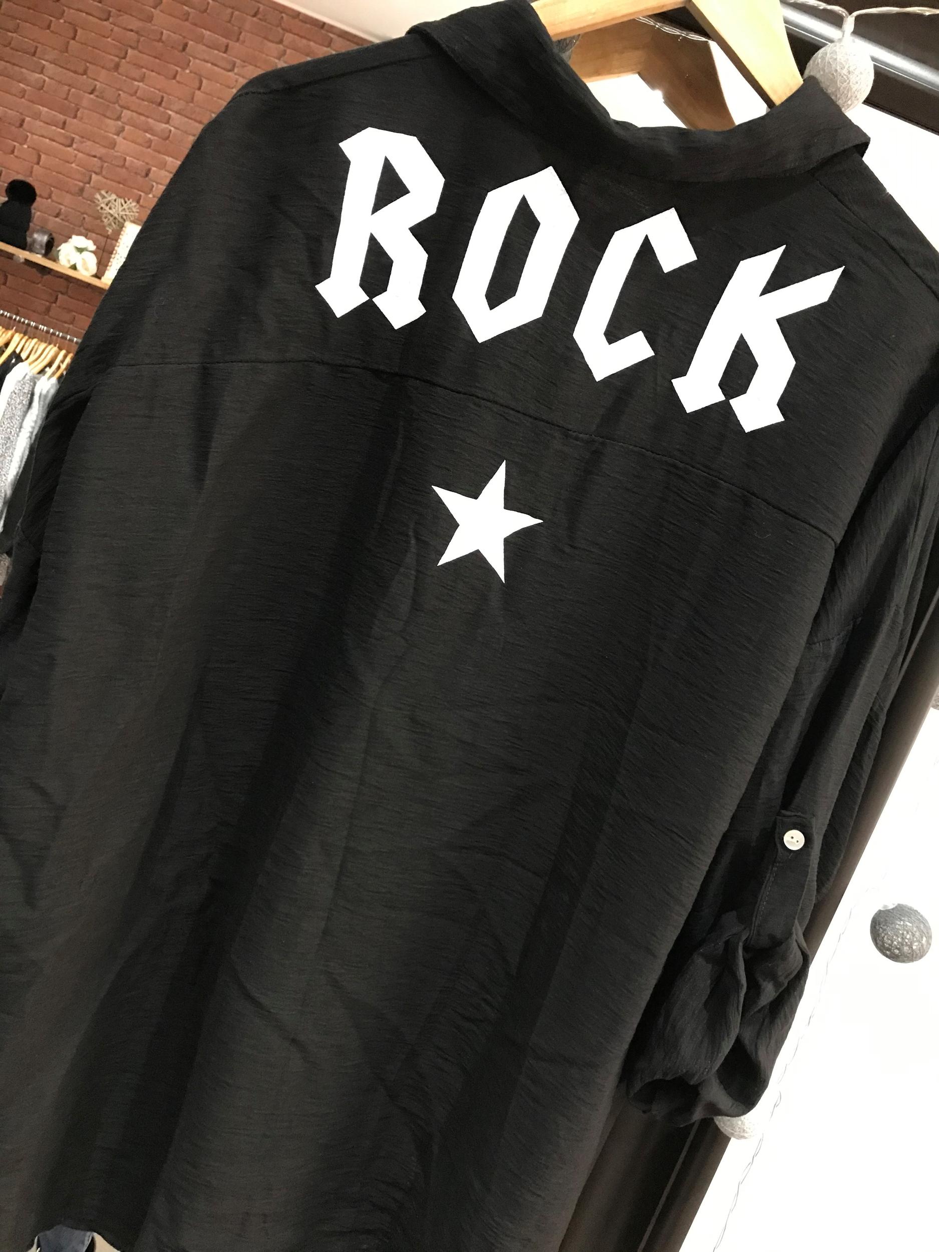 Chemise GT Rock Noire