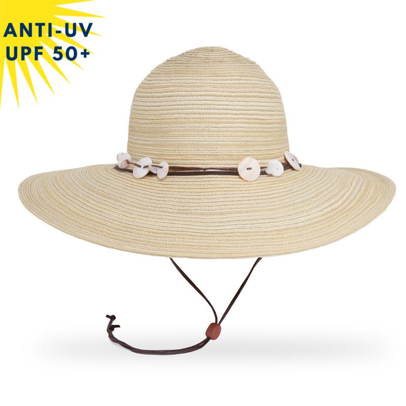 Chapeau anti-uv Femme CARIBBEAN Dune UPF50+