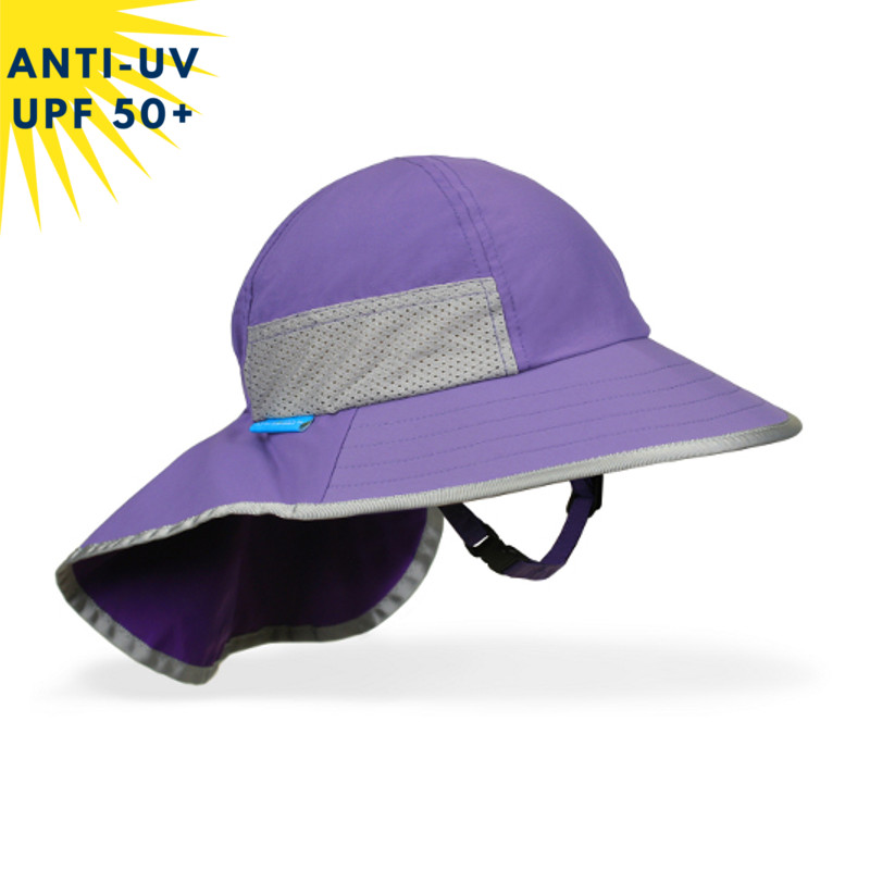 Chapeau anti-uv KID PLAY HAT Iris