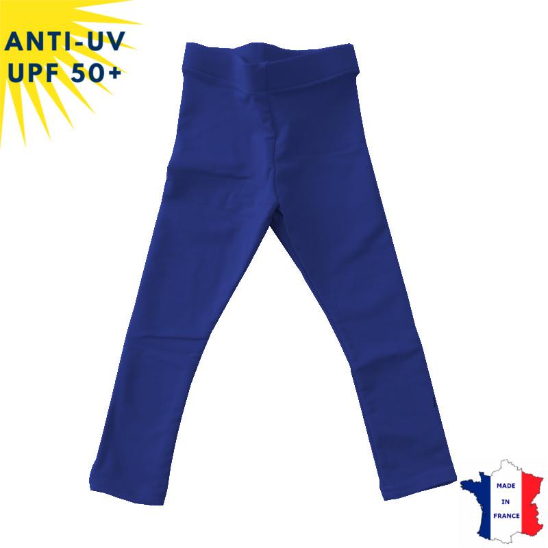 Legging anti-uv Enfant - Bleu marine | UPF50+
