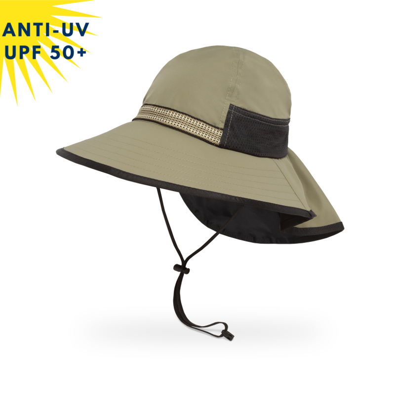 Chapeau anti-uv KID PLAY HAT - Sable | UPF50+