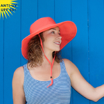 Chapeau anti-UV plage hat beach homme femme enfant garçon SUNDAY AFTERNOONS vetement anti-uv