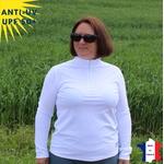 T-shirt-anti-uv-femme maco maga vetement anti-uv-tee-shirt-anti-uv-femme-top-anti-uv