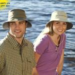 Chapeau anti-UV solar bucket homme femme SUNDAY AFTERNOONS