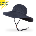 chapeau-anti-uv-femme-beachhat-marine-vêtement-anti-UV-femme
