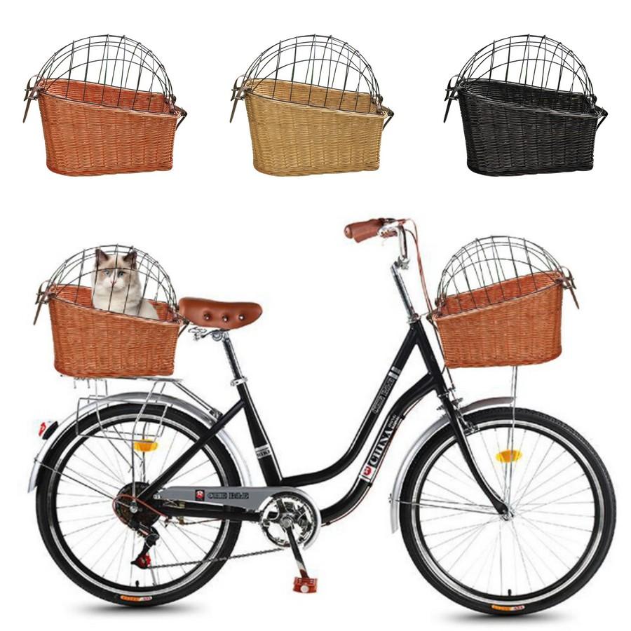 Panier pour vélo multi position