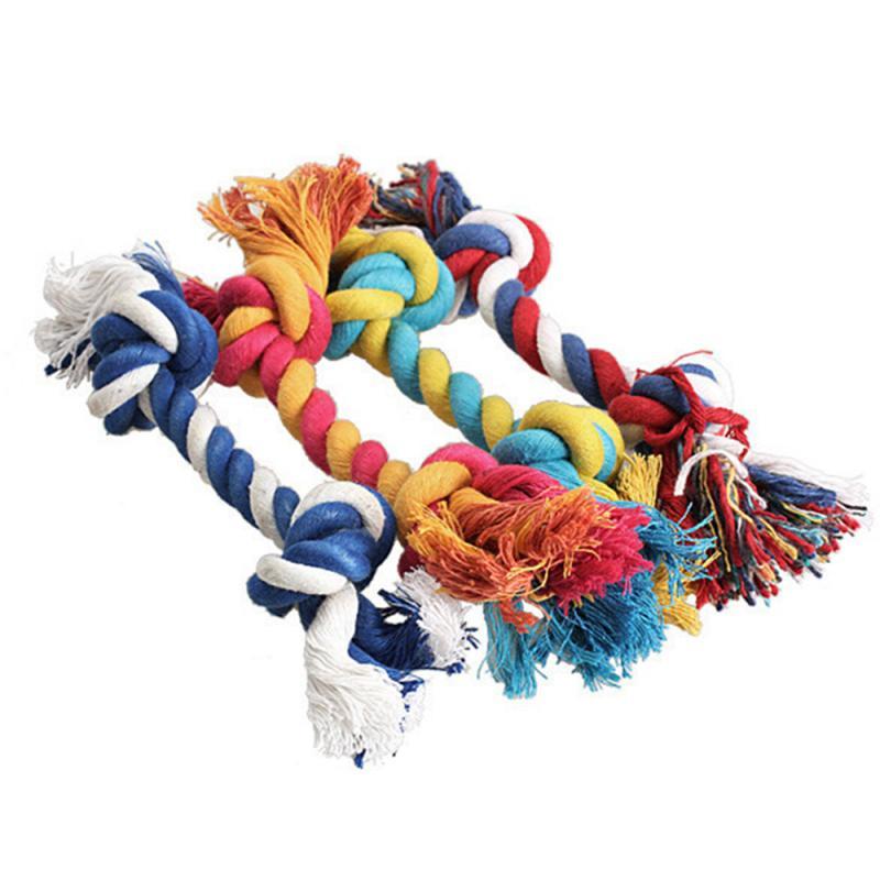 Jouet corde à nœuds