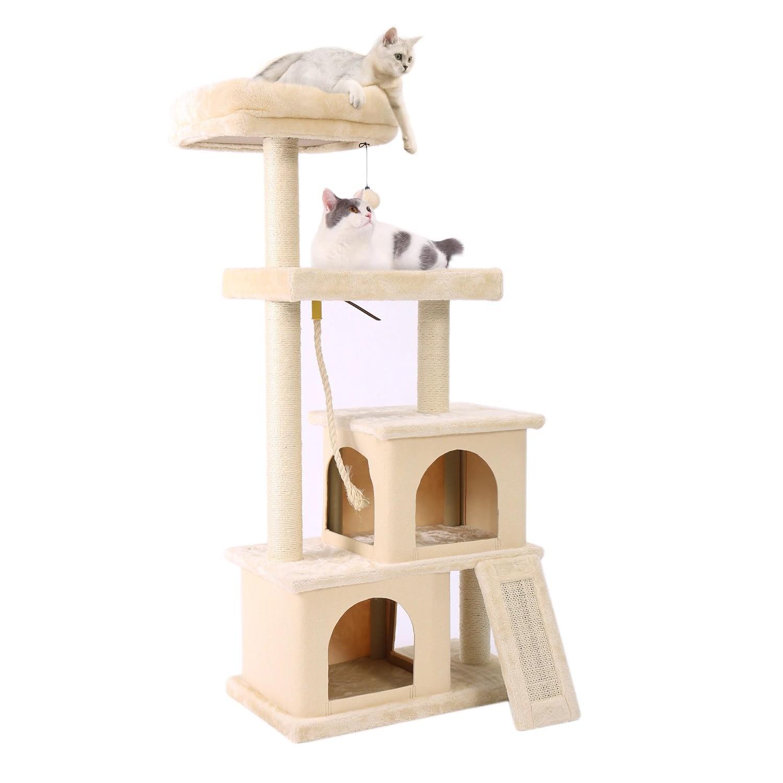 Arbre à chat Caramel 127 cm