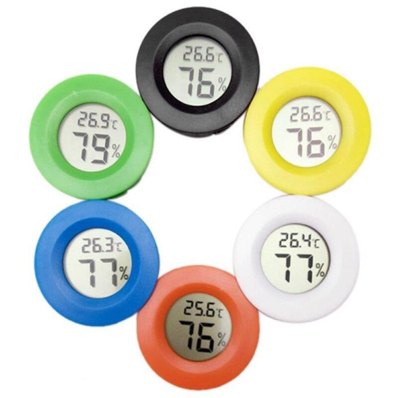 Thermomètre/Hygromètre coloré