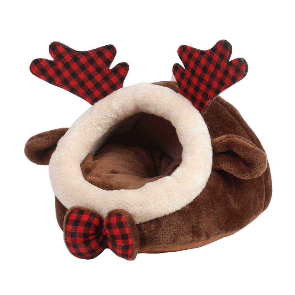 Maison renne de Noël
