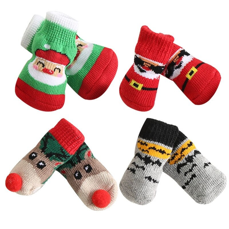 Chaussettes Noël