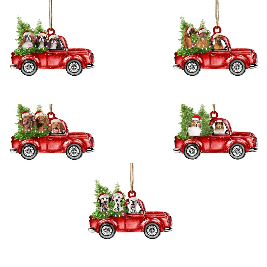 Pick up de Noël