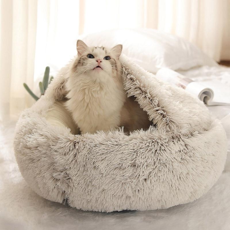 Coussin-apaisant-pour-chien-Coussin-moelleux-pour-chien-Panier-pour-chien-Lit-pour-chien-Lit-pour-chat-Lit-moelleux-pour-chat-Couchage-pour-chaton-chiot