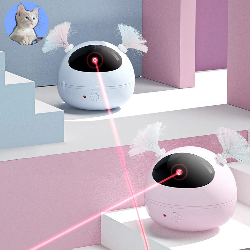 Robot laser