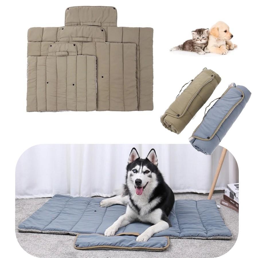 Tapis-pliable-pour-chien-Tapis-de-voyage-chien- Tapis-pliable-pour-chat-Tapis-4-saisons-chien