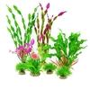 Plante-artificielle-réaliste-pour-aquarium-Plante-artificielle-aquarium-Plante-coloree-pour-aquarium-Lotus-aquarium
