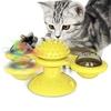 Tourniquet-balles-pour-chat-Jouet-balles-pour-chat-Jouet-chat-Jouet-insolite-chat-Moulin-a-vent-pour-chat-Jouet-original-pour-chat