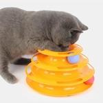 Circuit-balle-pour-chat-Tour-de-jeu-pour-chat-Jouet-interactif-chat-Jouet-balles-pour-chat