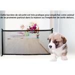 Barriere-de-securite-pour-animal-domestique-Cloture-d-interieur-chien-chiot-chat-chaton-porte-ingenieuse-Cloture-pour-interieur-et-exterieur