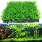 Pelouse-artificielle-aquarium-Gazon-artificielle-aquarium-Green-aquarium-Gazon-fin-aquarium