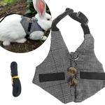 Harnais-pour-lapin-Harnais-pour-lapin-nain-Laisse-pour-lapin-Vêtements-pour-rongeurs