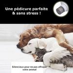Coupe-griffes-electrique-Chien-chat-d-animal-de-compagnie-coupe-ongles-outil-de-toilettage