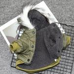 Parka-pour-chien-Manteau-capuche-chien-Veste-hiver-pour-chien