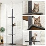 Arbre-a-chat-original-Tour-escaliers-pour-chat-Poteau-geant-pour-chat