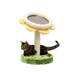 Griffoir-fleur-chat-Arbre-a-chat-fleur-Arbre-a-chat-cat-s-flower