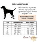 Harnais-pour-chien-sans-traction-reflechissant-reglable-harnais-personnalise-Meilleur-harnais