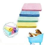 Serviette-bain-chien-Drap-plage-chien-Serviette-microfibre-pour-chat
