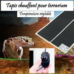 Tapis-chauffant-terrarium-Tapis-chauffant-vivarium-Tapis-chauffant-reglable