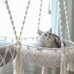 Hamac-chat-Panier-pour-chat-Lit-original-chat-Plus-joli-hamac-chat