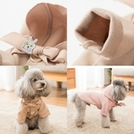 Trench-pour-chien-Trench-dog-Manteau-chic-pour-chienne