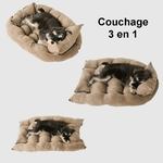 Couchage-multifonctions-pour-chat-Panier-3-en-1-pour-chien-Panier-transformable-chien-Lit-moelleux-chat