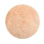 Coussin-rond-chat-Tapis-rond-chien-Coussin-luxe-pour-chat-Couchage-chaud-pour chien