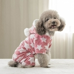 Grenouillere-pour-chien-Pyjama-chien-Polaire-pour-chien