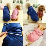 Pyjama-pour-chien-Vêtement-de-nuit-chien-Grenouillere-pour-chien-Pyjama-luxe-chien