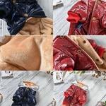 Combinaison-pour-chien-etement-cuir-pour-chien-Salopette-hiver-pour chien